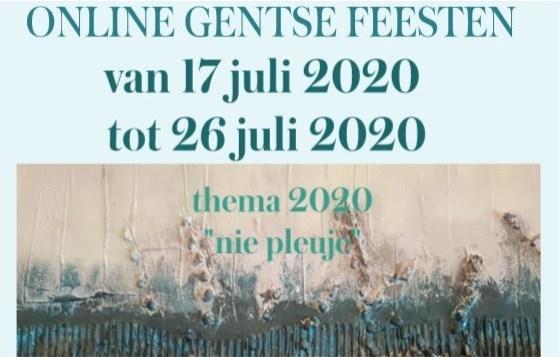 Daar zijn de eerste virtuele Gentse Feesten: 146 deelnemers, 41 bands