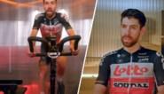 """Thomas De Gendt redt de eer van de wielrenners in De container cup: """"Bel de bondscoach maar voor de Olympische tijdrit"""""""