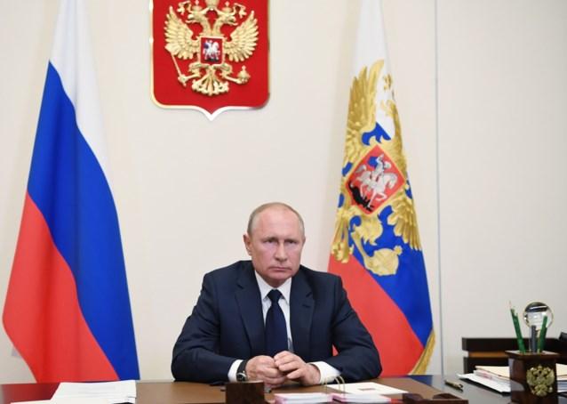 """Poetin beëindigt quarantaine in Rusland: """"We zijn nu klaar"""""""