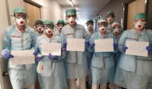 """Verpleegkundige Katherine Van Impe vierde 51ste verjaardag op Covid19-afdeling: """"We waren perfect voorbereid op deze crisis"""""""
