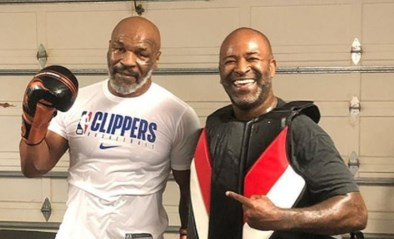 """""""Herboren"""" Mike Tyson deelt nieuwe angstaanjagende video en krijgt boost van formaat: """"Muhammad Ali was bang van hem"""""""