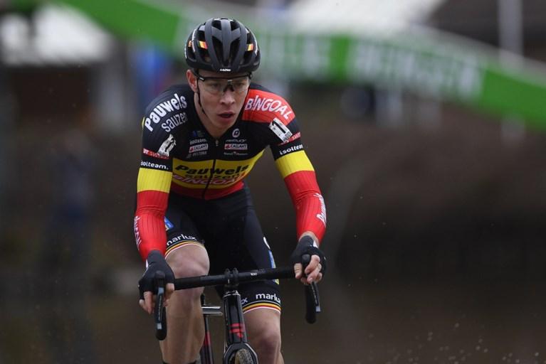 """Laurens Sweeck kan Belgische titel niet verzilveren: """"Als dit mij minder gaat opbrengen, dan is dat maar zo"""""""