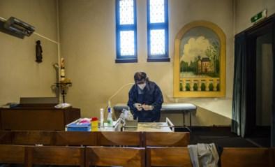Voortaan coronatesten in Antwerpse kerk van patroonheilige van... besmettelijke ziektes