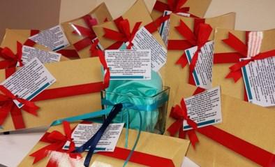 Cadeaucheques voor medewerkers Ariadne op Dag van de Zorg