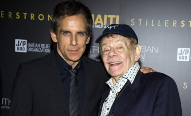 Ben Stiller verliest vader Jerry