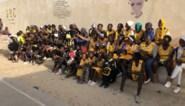 """Filou Oostende schenkt shirts aan baskettende Senegalezen: """"De armoede in die streek is groot"""""""