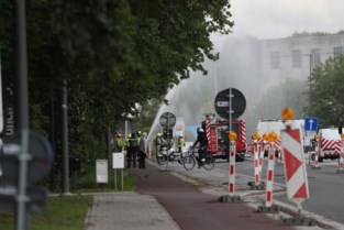 Bedrijven ontruimd na gaslek op bedrijventerrein Wilrijk