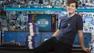 """'De ideale wereld'-reporter Thomas Huyghe entertaint met spelletjes op YouTube: """"Al wordt er tegenwoordig meer gezeverd en minder gespeeld"""""""