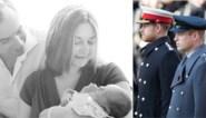 ROYALS. Luxemburg heeft een nieuw prinsje, Harry en William begraven strijdbijl