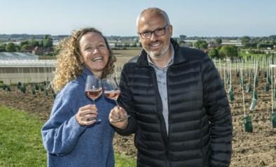 Wijngoed 'Mikken' serveert eerste wijn