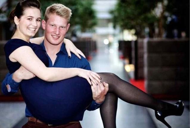 Tweede kindje voor Nathalie en Geoffrey uit 'Boer zkt vrouw'