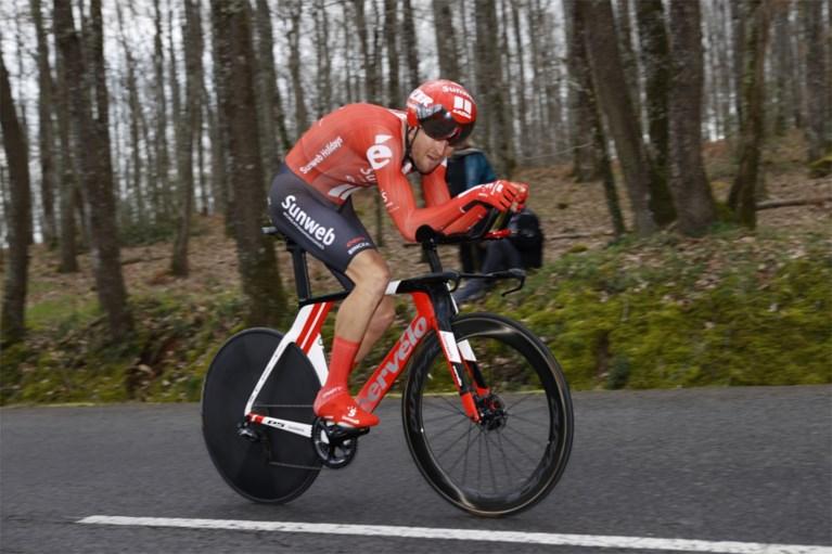"""Tiesj Benoot blikt vooruit naar najaar: """"Luik en de Ronde na de Tour, dat kan wel eens goed uitdraaien voor mij"""""""