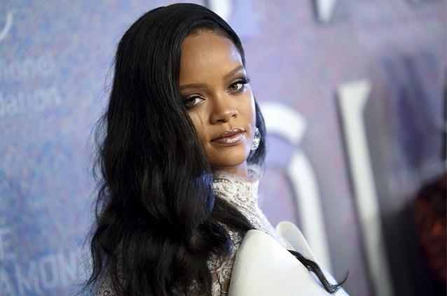 Al drie jaar geen nieuwe muziek, toch is Rihanna een van de beste verdieners in Groot-Brittannië