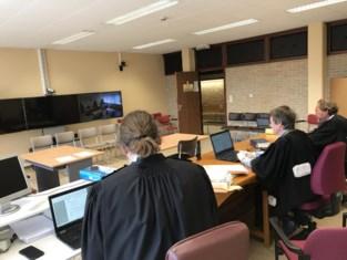 Voortaan videogesprek tussen rechter en beklaagde in cel