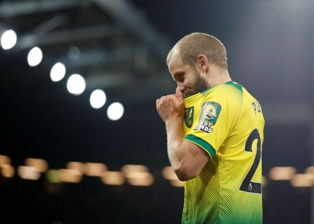 """Rode lantaarn Norwich: """"Geen degradatie uit Premier League als Championship-seizoen wordt stopgezet"""""""