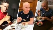 Vijf rennersdiëten om te vergeten: de suiker van Campenaerts, de appels van Van Emden en de zuiveringskuur van Benoot