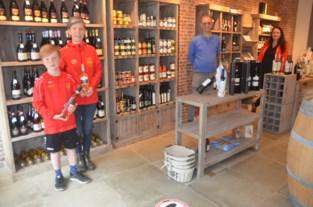 Voetbalclub verkoopt wijn