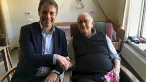 De corona-Update van burgemeester Jan Vermeulen - 100 jaar!
