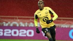 Victor Osimhen kan Charleroi nog 15 miljoen euro opleveren