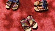 HAY zet zijn eerste stapjes in de modewereld met sandalen