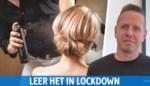 BV-kapper Jochen Vanhoudt toont hoe je een <I>bad hairday </I>verdoezelt en je hebt er slechts één ding voor nodig