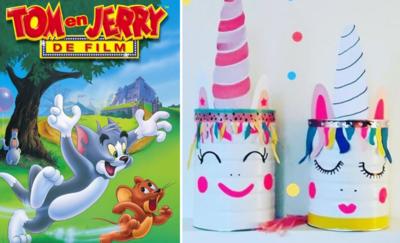 Tips voor ouders: Tom & Jerry en herinneringen met eenhoorns