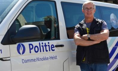 """Eddy (60) noodgedwongen met pensioen na lange carrière bij politie: """"Zonder mijn ziekte zat ik nog in het team"""""""