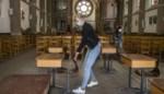 Te weinig ruimte op school, dan wordt kerk nieuw klaslokaal
