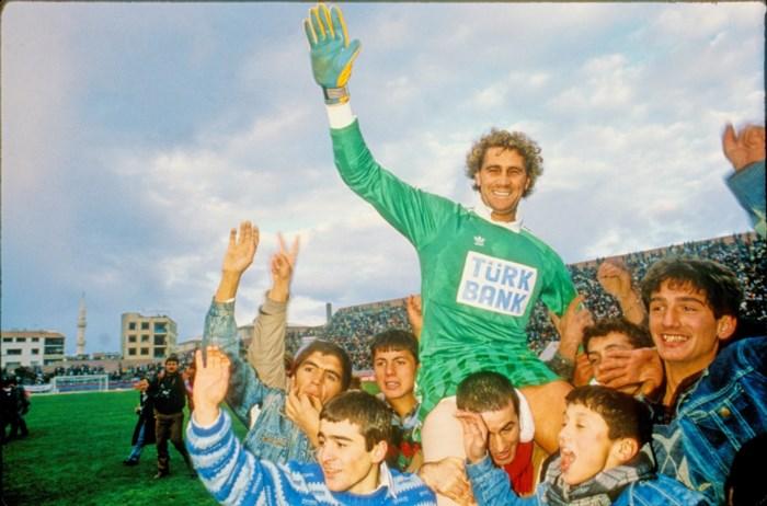 """Dertig jaar geleden sloot Jean-Marie Pfaff, de koning van Trabzon, zijn carrière af aan de Zwarte Zee: """"Ik was er God en Allah tegelijk"""""""