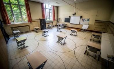 """Zo zullen scholen hun leerlingen ontvangen: """"Verschillende speeltijden, een handenwasstraat en afgebakende bubbels"""""""