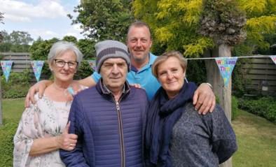 """74-jarige Kempenaar weer thuis na acht weken intensieve strijd tegen corona: """"Drie keer stond hij aan de hemelpoort"""""""