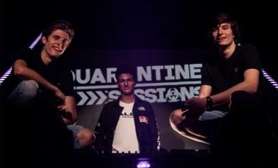 DJ's draaien voor feestvierders in hun kot tijdens Quarantine Sessions