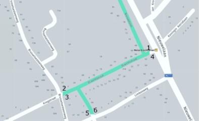 Invoering tijdelijk woonerf Boechtstraat, Beauffortstraat en Nieuwelaan Meise