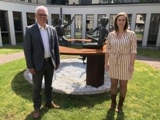 Hele uitdaging in coronatijden: Delphine Lemahieu (28) is nieuwe directeur woon-zorgcentrum Ter Linden