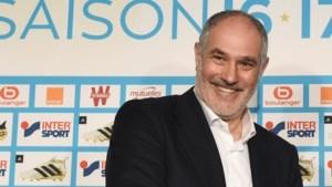 Olympique Marseille neemt afscheid van sportief directeur Andoni Zubizarreta
