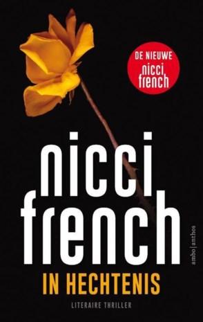 RECENSIE. 'In hechtenis' van Nicci French:  De vrouw die zichzelf verdedigde ***