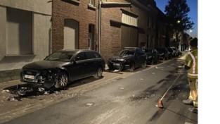 """Bewoners Moorselestraat vragen veranderingen na zoveelste ongeval: """"We pleiten al jaren voor een oplossing"""""""