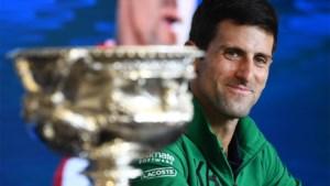 """Novak Djokovic wil tennissen tot z'n veertigste: """"Ik ga voor het record van de meeste grandslamtitels"""""""