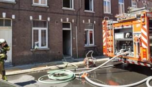 Grote schade aan woning in Izegem nadat vuilniszak vuur vat