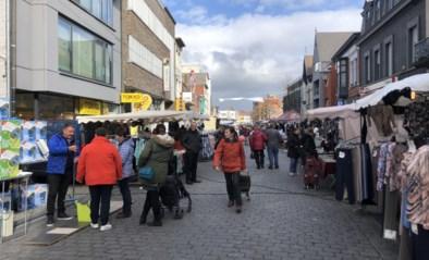"""Herentals bedenkt oplossing: """"Twee markten met telkens 50 kramen"""""""