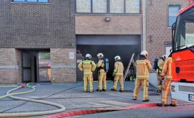 Brandweer krijgt brand in werkplaats snel onder controle