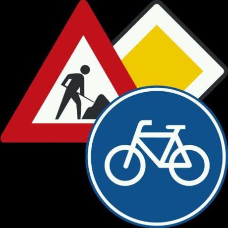 Verkeershinder in drie centrumstraten
