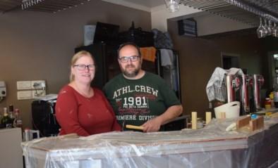 """Nieuwe kroegbaas verwacht dat cafés pas in juli weer mogen openen: """"Coronatijd? Dat is dé ideale periode om de zaak te renoveren"""""""