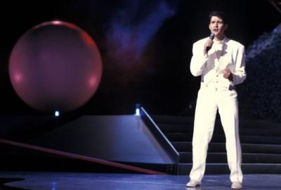Hoe zou het nog zijn met 'Mister Eurovision' Johnny Logan? Op nummer 1 in Ierland dankzij corona, in oktober op het podium in Scherpenheuvel