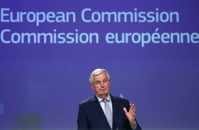 Londen en Brussel zitten ook na derde onderhandelingsronde over Brexit nog muurvast