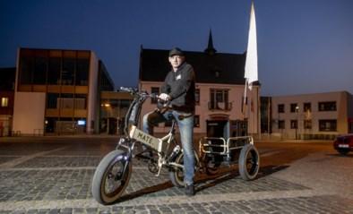 Jukebox-man stopt met zijn muzikale fietsrondes en daar heeft hij een goede reden voor