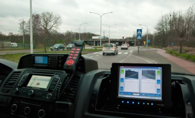 Meer GAS-boetes door vrachtwagensluizen