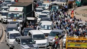 Zeker 24 doden bij verkeersongeval in India