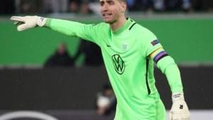 """Rode Duivel Koen Casteels herneemt vandaag de competitie met Wolfsburg: """"Ik heb geen angst om besmet te raken"""""""