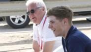 """Patrick Lefevere blijft bij het plan om met Remco Evenepoel de Giro te rijden: """"Hij zal dus Luik-Bastenaken-Luik laten vallen"""""""